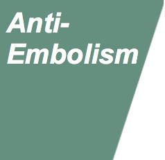18 mmHg (Anti-Embolism)