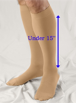 Truform 8845s (30-40 Knee High, Short Length)