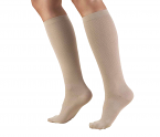 Truform 1976 (10-20 Knee High Sock, Diamond Pattern)