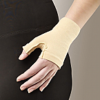 Truform 3322 Compression Glove (20-30, Gauntlet)