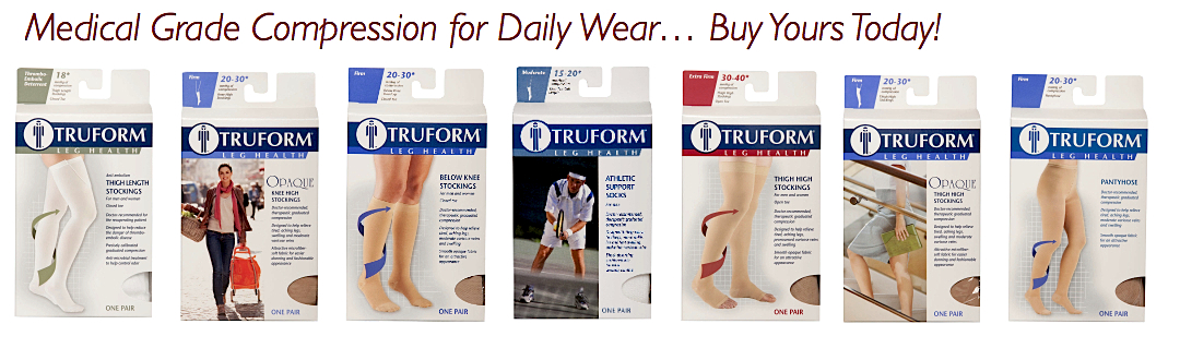 Truform Stockings Compression